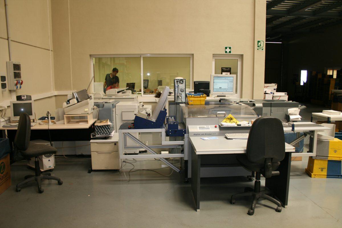 gestión postal ormamail