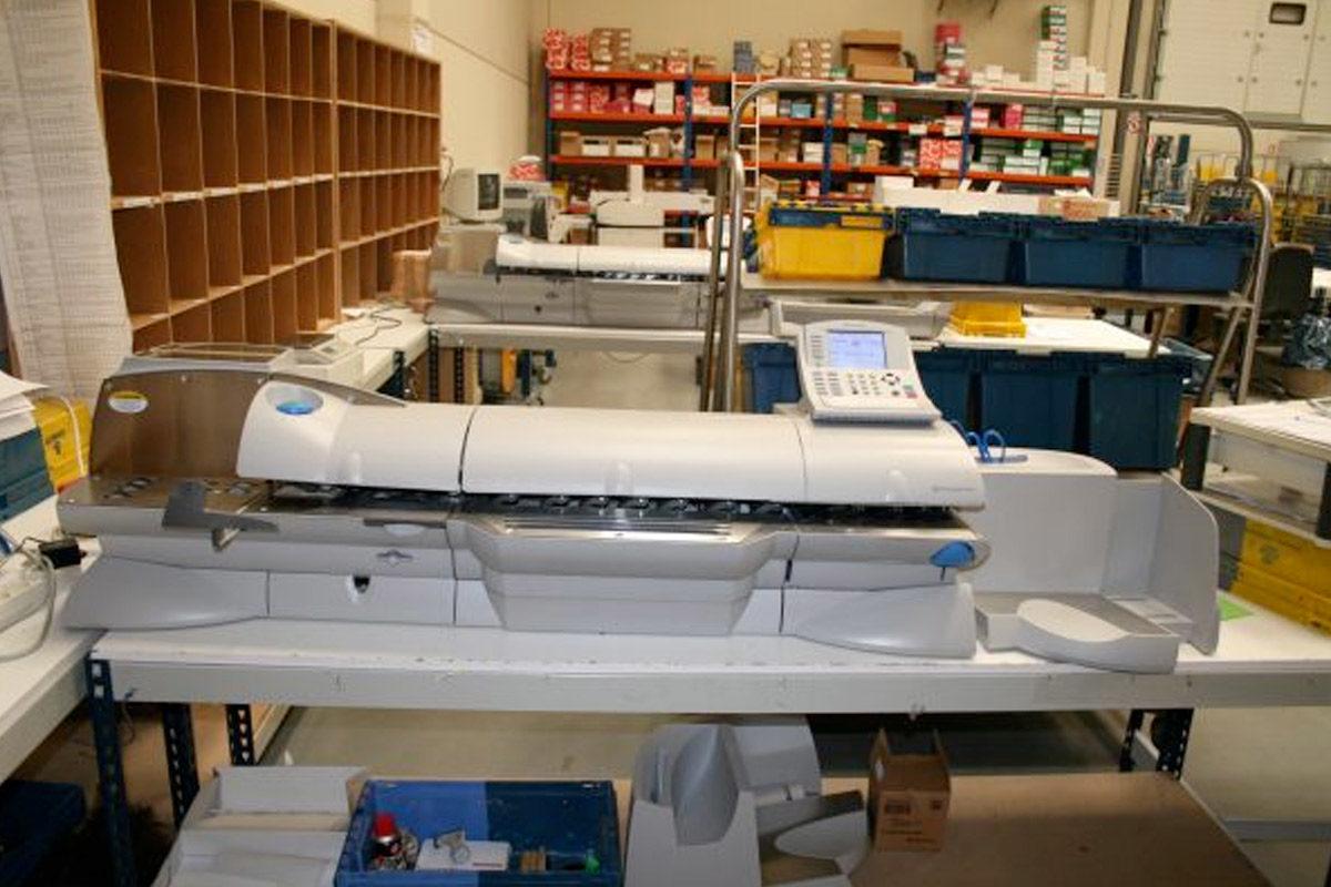 servicio de impresión digital
